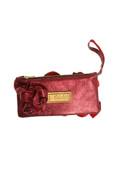 OHLENDORF atelier Metallic Rose Clutch - Alternate List Image