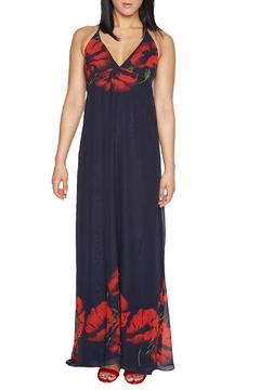 Shoptiques Product: Poppy Print Maxidress
