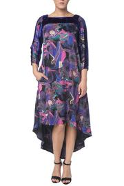 OHLENDORF atelier Rayon Print Dress - Product Mini Image