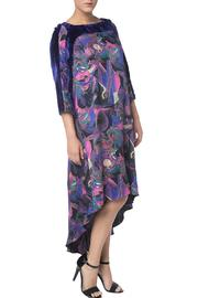 OHLENDORF atelier Rayon Print Dress - Front full body