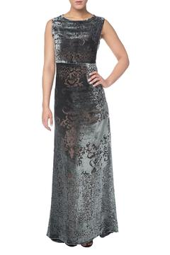 Shoptiques Product: Silk Burn-Out Maxi