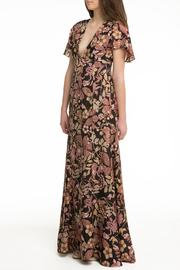 OHLENDORF atelier Floral Silk Maxi - Front full body