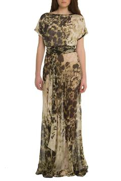Shoptiques Product: Silk Print Maxi