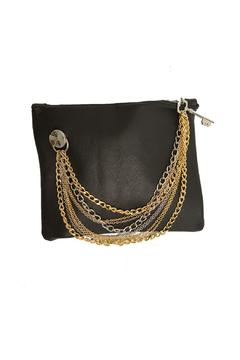 Shoptiques Product: Steampunk Leather Clutch