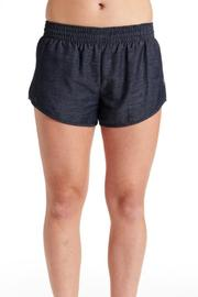 Oiselle Denim Lori Shorts - Product Mini Image