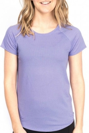 Oiselle Flyout Short Sleeve - Product Mini Image