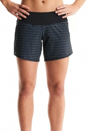 Oiselle Long Roga Shorts - Product Mini Image