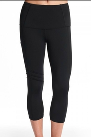 Oiselle Pocket Jogger Capris - Front full body