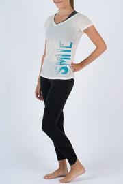 Message Factory Smile T-Shirt - Front cropped