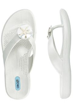Oka B Fashion Sandy Flipflop - Alternate List Image