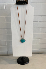 Sandra's collection  Oklahoma Turquoise Necklace - Product Mini Image