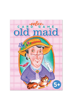 Eeboo Old Maid Playing Card Game - Product List Image