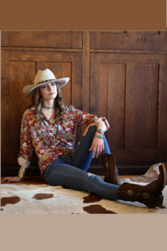Tasha Polizzi Old Town Shirt - Product List Image