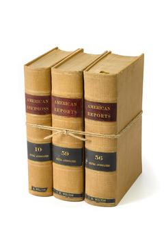 Shoptiques Product: Old Law Books