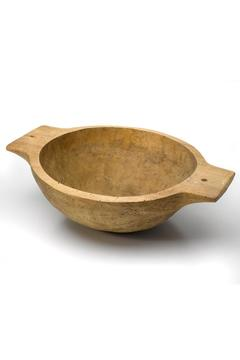 Shoptiques Product: Old Wood Bowl