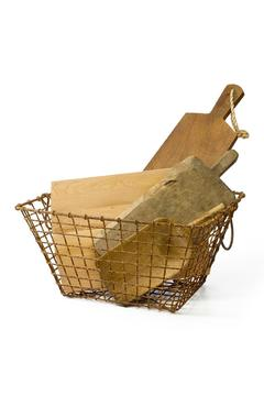Shoptiques Product: Rustic Oyster Basket