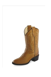 Old West Western Boot - Front cropped