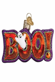 Old World Christmas Boo Ornament - Product Mini Image
