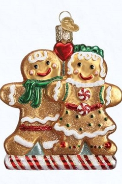Old World Christmas Gingerbread Friends - Alternate List Image