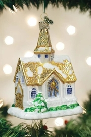 Old World Christmas Golden Roof Cathedral - Product Mini Image