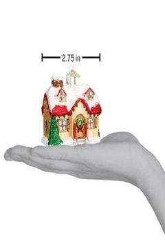 Old World Christmas Holiday Home Ornament - Alternate List Image