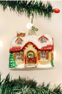 Old World Christmas Holiday Home Ornament - Product List Image
