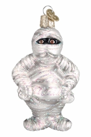 Old World Christmas The Mummy Ornament - Front cropped