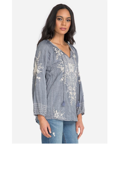 Johnny Was Collection Oleander Marrakesh Blouse - Alternate List Image