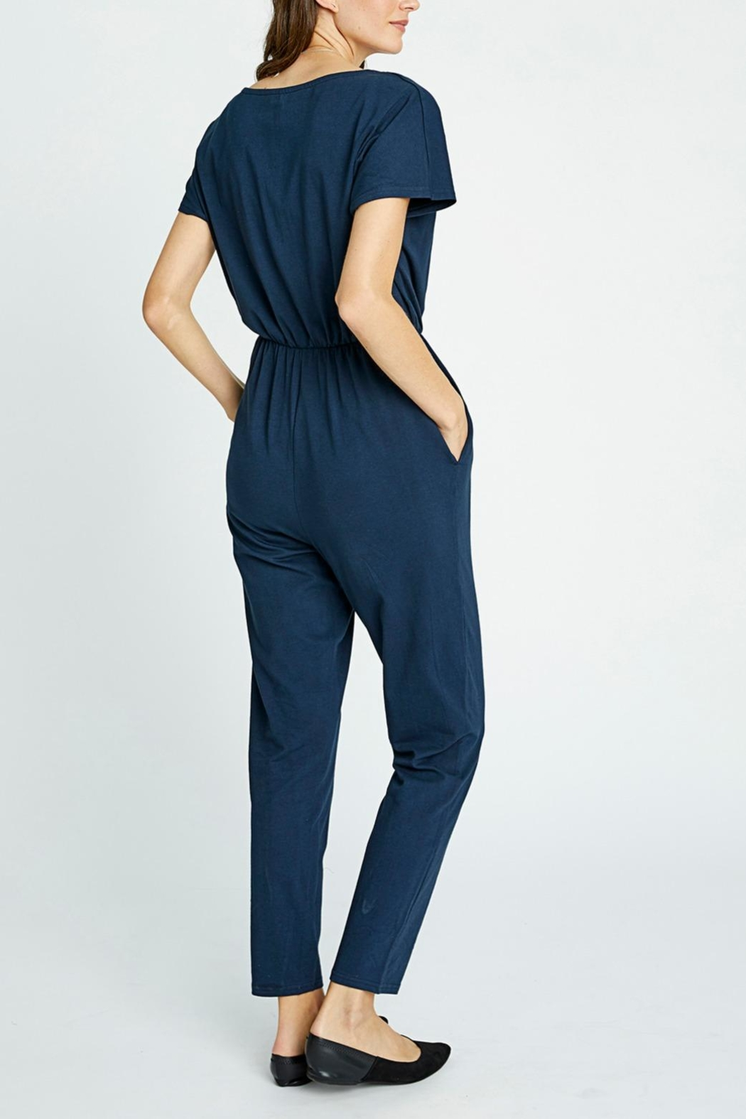 People Tree Oliana Jumpsuit - Front Full Image