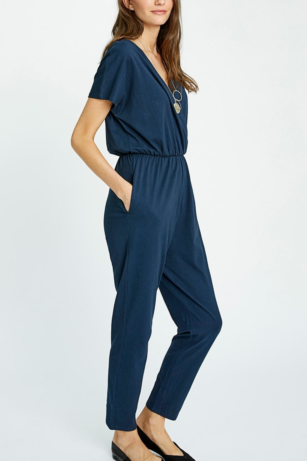 People Tree Oliana Jumpsuit - Main Image