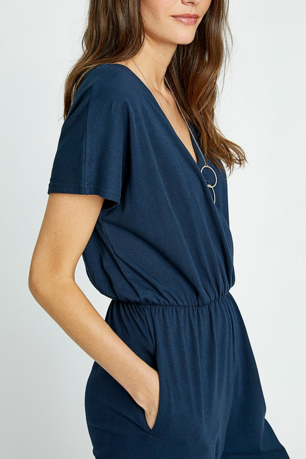 People Tree Oliana Jumpsuit - Side Cropped Image