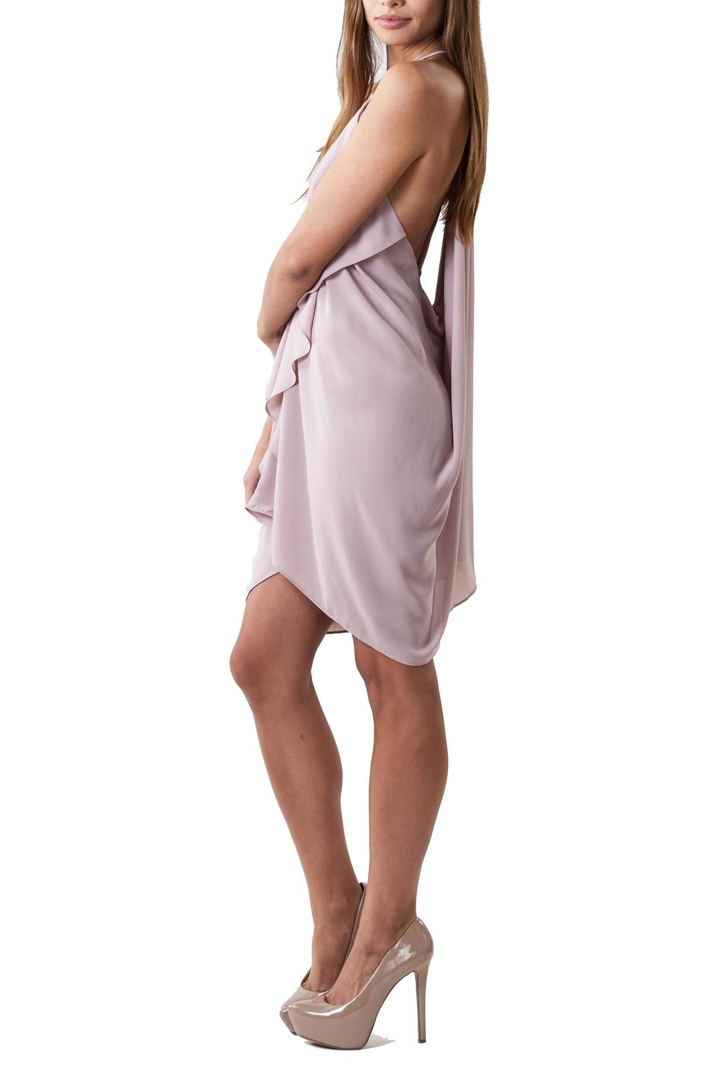 Olivaceous Angel Wing Dress From Honolulu By Cookie S Clothing Co Shoptiques
