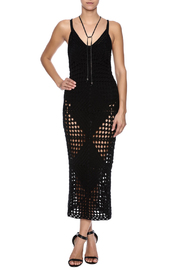Olivaceous Black Miami Dress - Product Mini Image