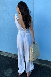 Olivaceous Casablanca Jumpsuit - Other