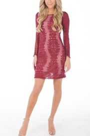 Olivaceous Charlotte Mini Dress - Product Mini Image