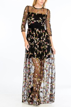Olivaceous Enchanted Dress - Product List Image