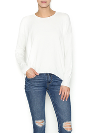 Olivaceous Ivory Soft Sweater - Product Mini Image