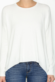 Olivaceous Ivory Soft Sweater - Other