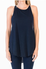 Olivaceous Navy Tank Top - Product Mini Image