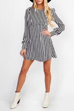 Olivaceous Riot Striped Mini - Product List Image
