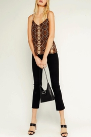 Olivaceous Snake Print Cami - Product Mini Image