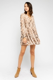 Olivaceous Snake Print Mini - Front full body