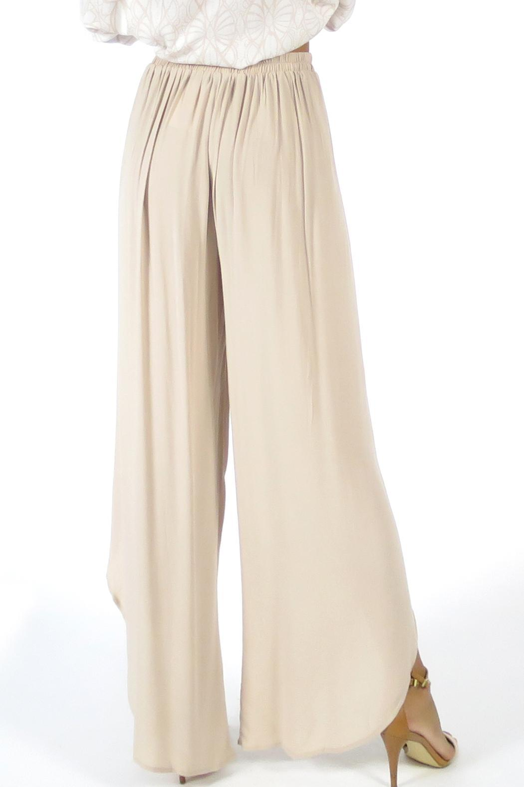 Olivaceous Tulip Pants From Hawaii By The Butik Shoptiques