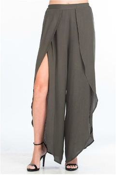 Shoptiques Product: Tulip Slit Pants