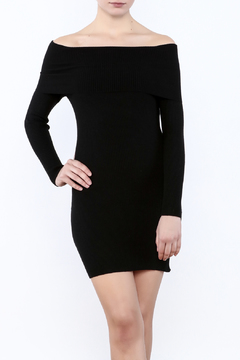 Olivaceous Sweater Dress - Product List Image