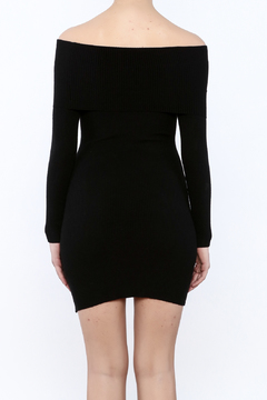 Olivaceous Sweater Dress - Alternate List Image