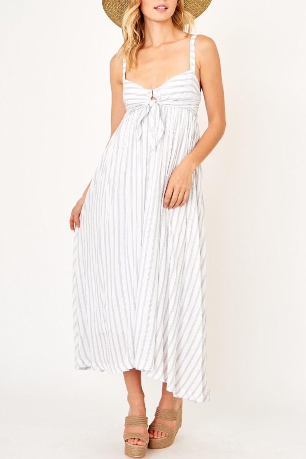Olivaceous Weekender Maxi - Main Image
