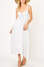Olivaceous Weekender Maxi - Front cropped