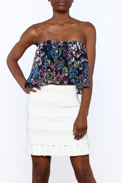Shoptiques Product: Floral Crop Top