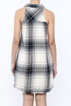 Shoptiques Product: Aberdeen Flannel Dress